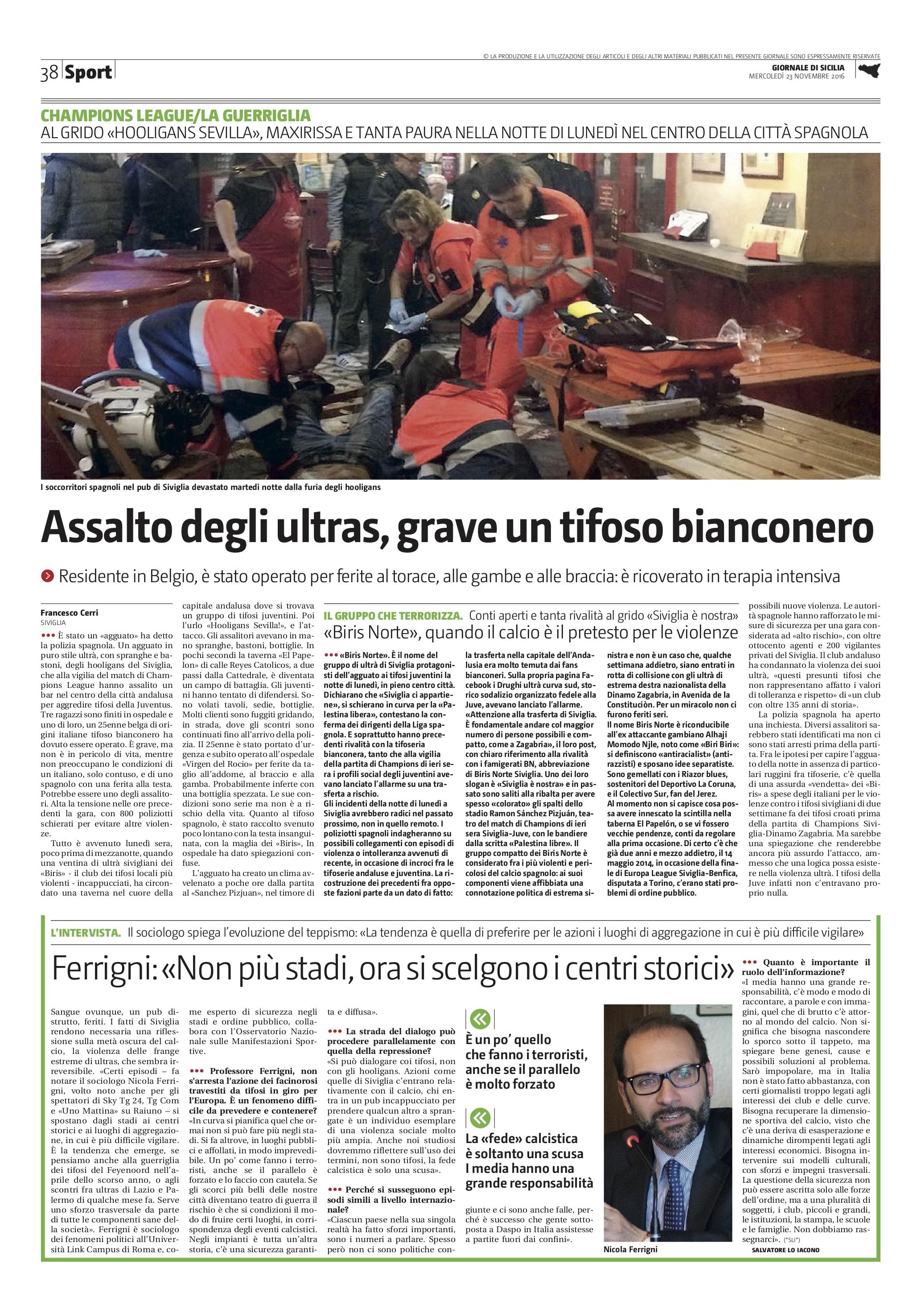 2016_11_23_Il Giornale di Sicilia_pag. 38