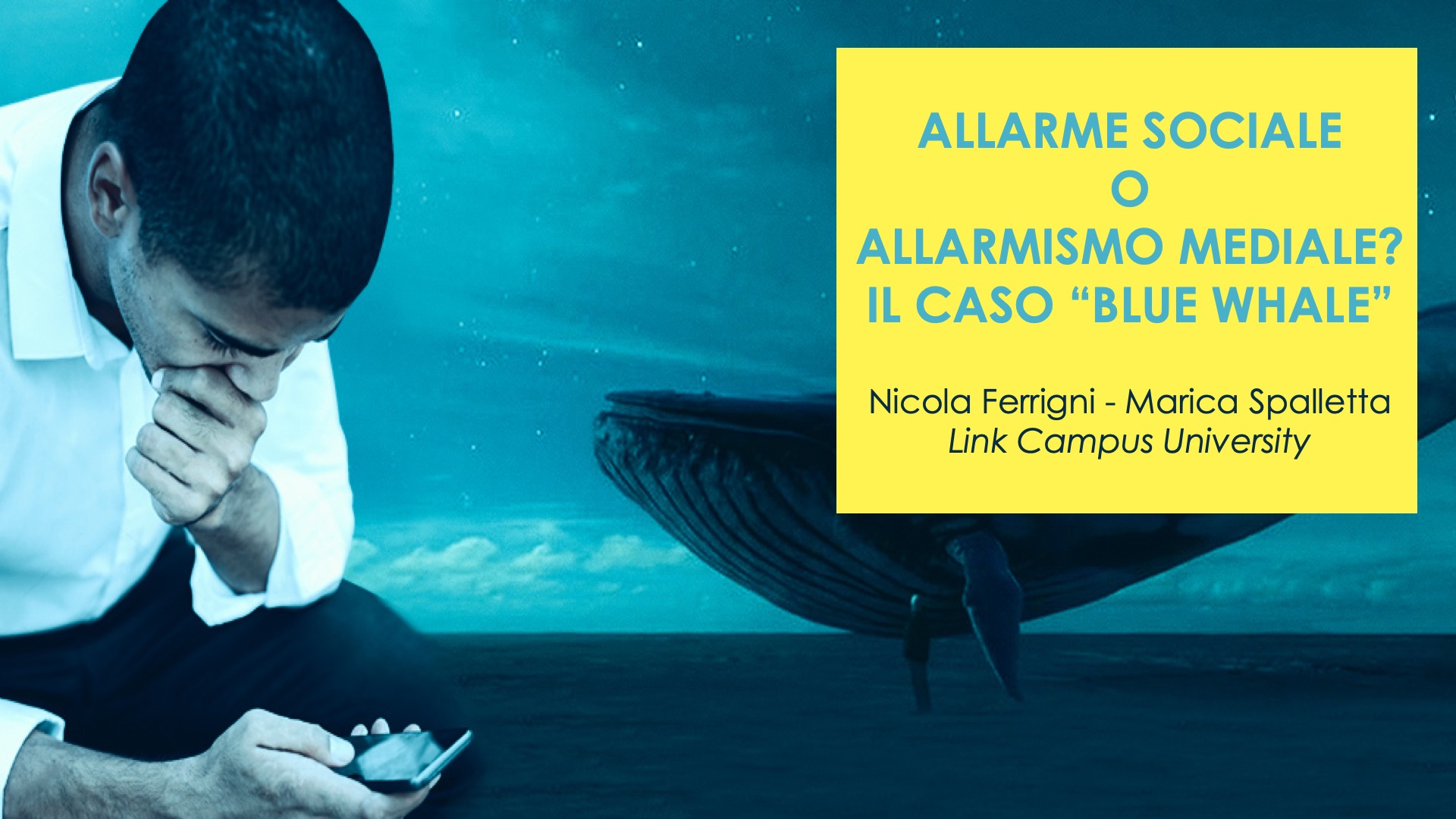 Ferrigni-Spalletta_Allarme sociale o allarmismo mediale. Il caso Blue Whale (slides)