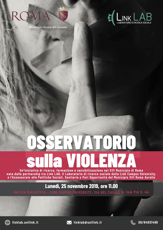 Osservatorio sulla Violenza